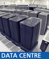 Photo of datacentre